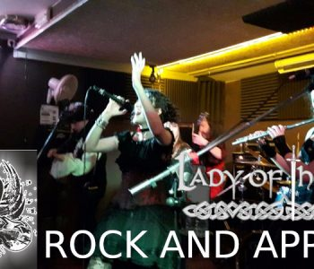 Sala Rock and Apples presenta Lady of the Lake